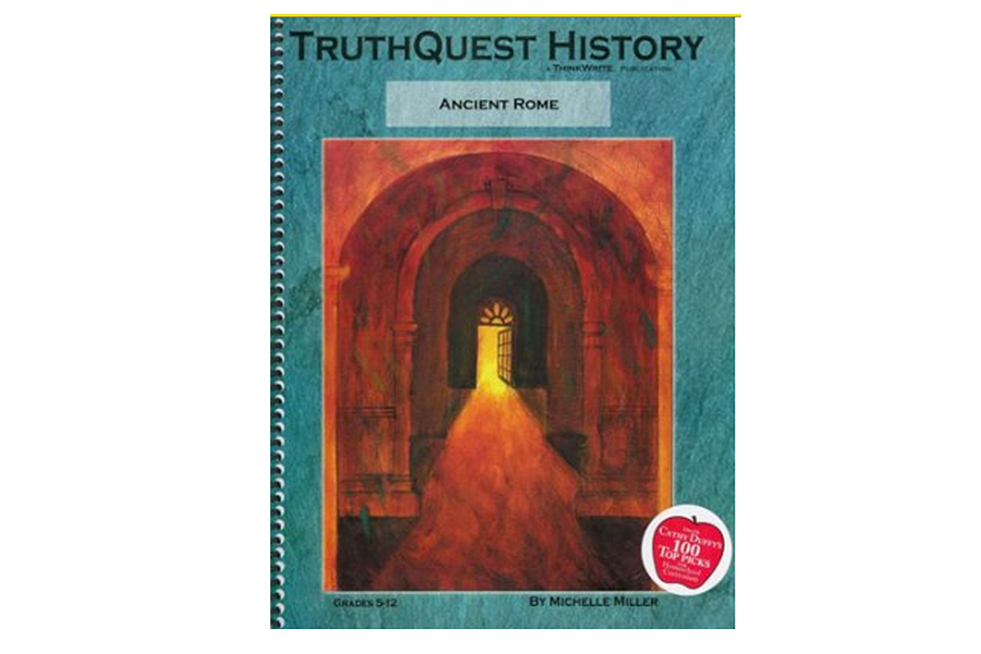 TruthQuest History by Michelle Miller