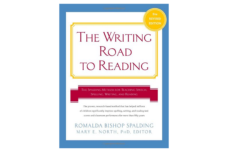 The Writing Road to Reading by Romalda Bishop Spalding